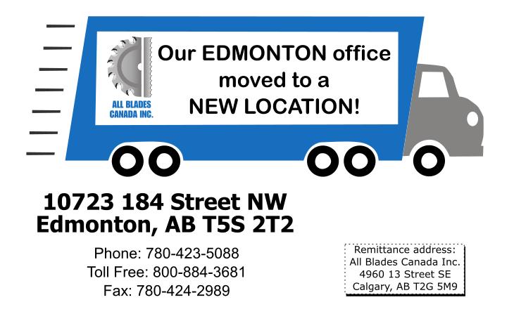 Edmonton office new address